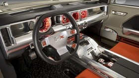 hummer, hx, concept, hammer, salon - wallpapers, picture