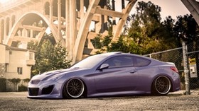 hyundai, genesis, coupe - wallpapers, picture