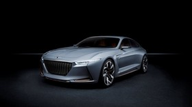 hyundai, genesis, concept, side view - wallpapers, picture