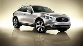 infiniti, fx35, wheels, hatchback - wallpapers, picture