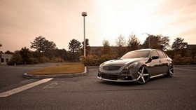 infiniti, the sky, the city, cars, cars, auto - wallpapers, picture