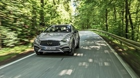 infiniti, qx30, front view - wallpapers, picture