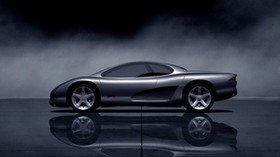 isuzu, 4200r, concept, side view - wallpapers, picture