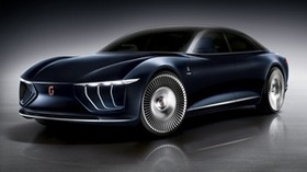 italdesign, giugiaro, gea, side view, 2015 - wallpapers, picture