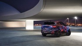 jaguar f-pace, jaguar, SUV, tuning, side view - wallpapers, picture