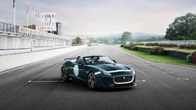 jaguar f-type project 7, jaguar f-type, jaguar, sports car - wallpapers, picture