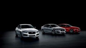 jaguar xe 300, jaguar, sports, cars - wallpapers, picture