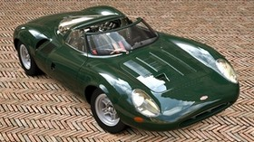 jaguar xj13, 1996, race car, roadster - wallpapers, picture