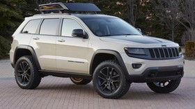jeep, concept, SUV, grand, cherokee, ecodiesel trail warrior, jeep performance - wallpapers, picture