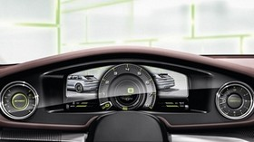 concept, porsche, car, luxury, panamera, view - wallpapers, picture