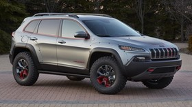 concept, SUV, jeep, cherokee, dakar, jeep performance parts, tuning, mopar, moab - wallpapers, picture