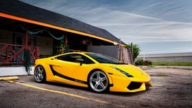 lamborghini, lamborghini, gallardo lp560, cars, car, road - wallpapers, picture