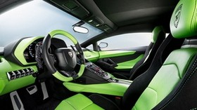lamborghini, aventador, lp700-4, 2014, car salon - wallpapers, picture