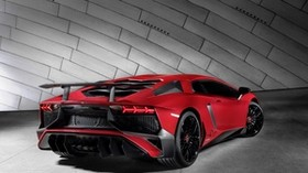 lamborghini, aventador, lp 750-4, 2015 - wallpapers, picture