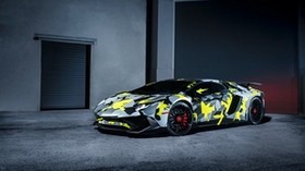 lamborghini, aventador, lp-750-4, sv - wallpapers, picture