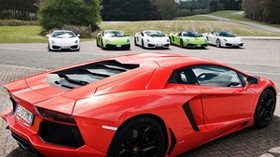 lamborghini, aventador, supercar, gallardo - wallpapers, picture