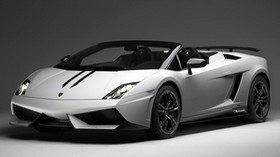 lamborghini, gallardo, lp570-4, spyder, white - wallpapers, picture