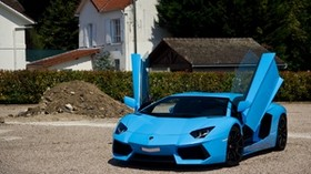 lamborghini, lp700-4, aventador - wallpapers, picture