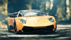 lamborghini, murcielago, lp670-4, machine, front view - wallpapers, picture