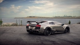 lamborghini murcielago, sports car, stylish - wallpapers, picture