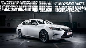 lexus, es 200, side view - wallpapers, picture