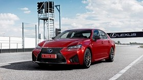 lexus, gs, side view - wallpapers, picture
