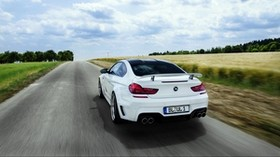lumma design, bmw, m6, f13, white, speed - wallpapers, picture