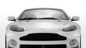mansory aston martin, vanquish, 2005, white, front view, auto, aston martin - wallpapers, picture