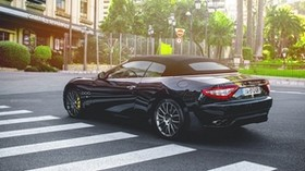 maserati, auto, machine, cars, cars, the city - wallpapers, picture