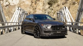 maserati levante, maserati, crossover, car, side view - wallpapers, picture
