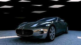 maserati, maserati gt, side view - wallpapers, picture