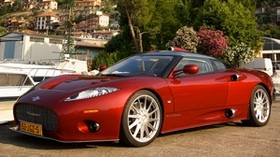 machine, spyker, aileron, spyker, c8, aileron - wallpapers, picture