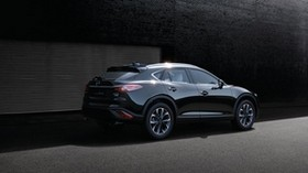 mazda, cx-4, side view, black - wallpapers, picture