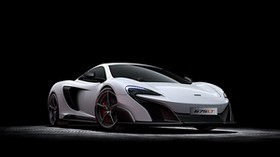 mclaren, 675lt, 2015, white - wallpapers, picture