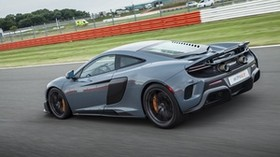 mclaren, 675lt, us-spec, side view - wallpapers, picture