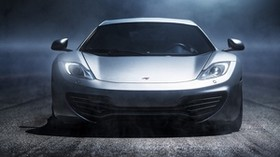 mclaren, mp4-12c, supercar, front view, front bumper - wallpapers, picture