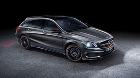 mercedes, amg, cla 45, 2015, x117 - wallpapers, picture