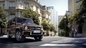 mercedes, amg, g63, w463, gelendvagen - wallpapers, picture