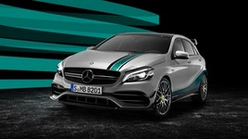 mercedes-benz, a-class, w176, amg - wallpapers, picture
