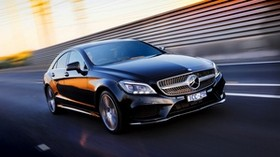 mercedes-benz, amg, cls 500, au-spec - wallpapers, picture