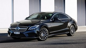 mercedes-benz, au-spec, amg, cls 500, sport package - wallpapers, picture
