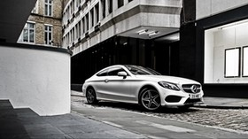 mercedes-benz, c-class, amg, c205 - wallpapers, picture
