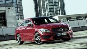 mercedes-benz, cla, 250, side view - wallpapers, picture