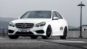 mercedes-benz, e-class, v50, rs, white, side view - wallpapers, picture