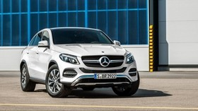 mercedes-benz, gle 450, amg, 4matic - wallpapers, picture