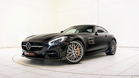 mercedes-benz, gt s, c10, brabus, amg - wallpapers, picture