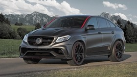 mercedes-benz, mansory, c292, gle-class - wallpapers, picture