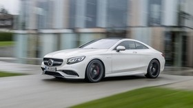 mercedes-benz, s63, amg, coupe - wallpapers, picture