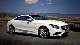 mercedes-benz, s 63, amg, coupe, au-spec, c217, 2015 - wallpapers, picture
