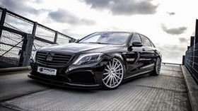 mercedes-benz, s-class, w222 - wallpapers, picture